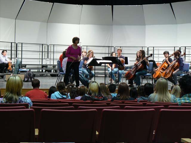 Caldwell High Orchestra